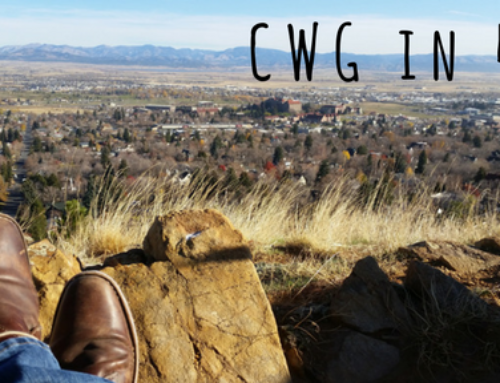 CWG in 406: Ghost In The Hills