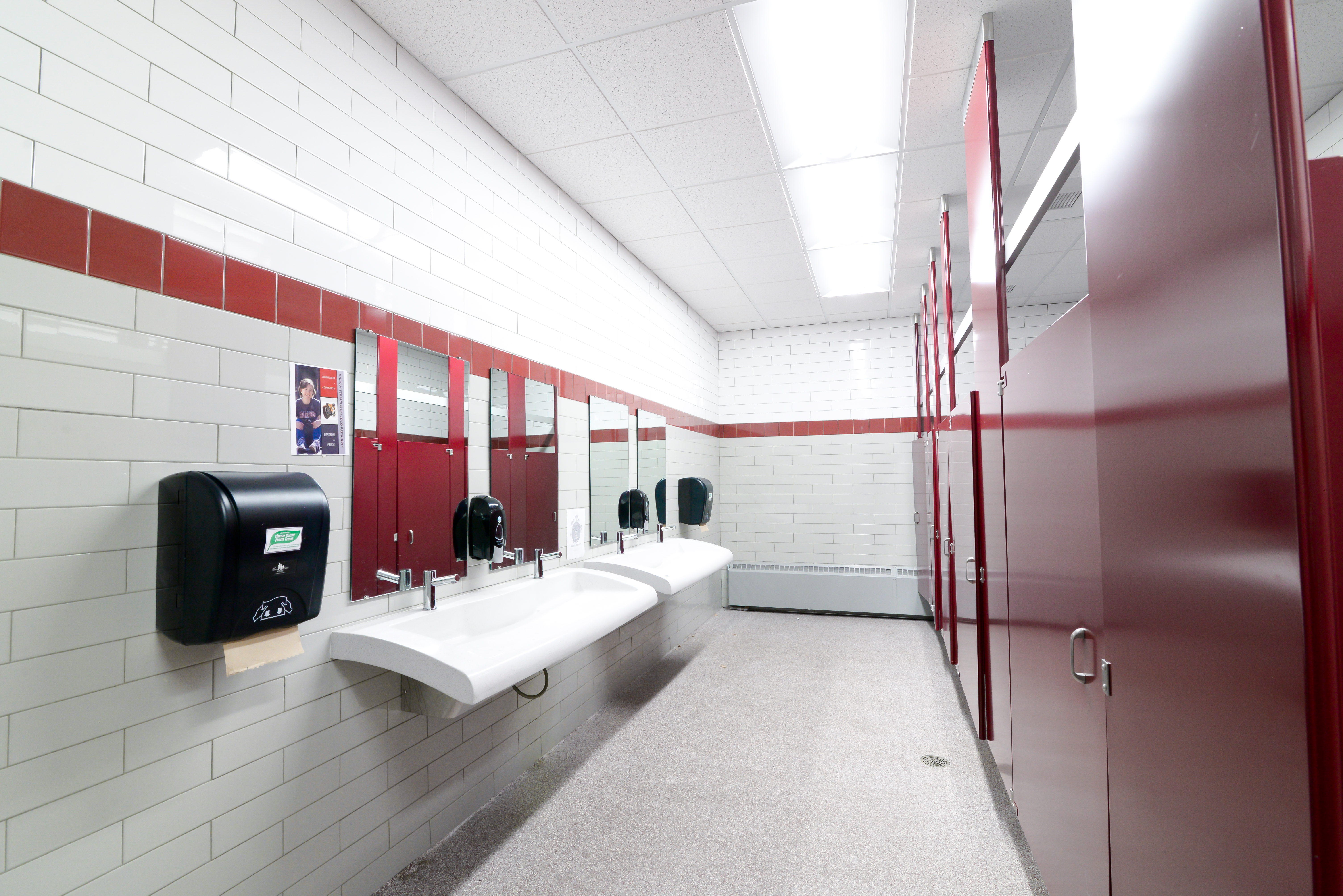 Helena High School Remodel (14 of 27) - CWG Architects