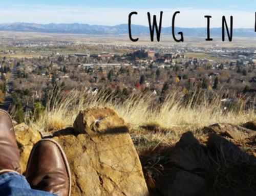 CWG in 406: Memorial Day Camping